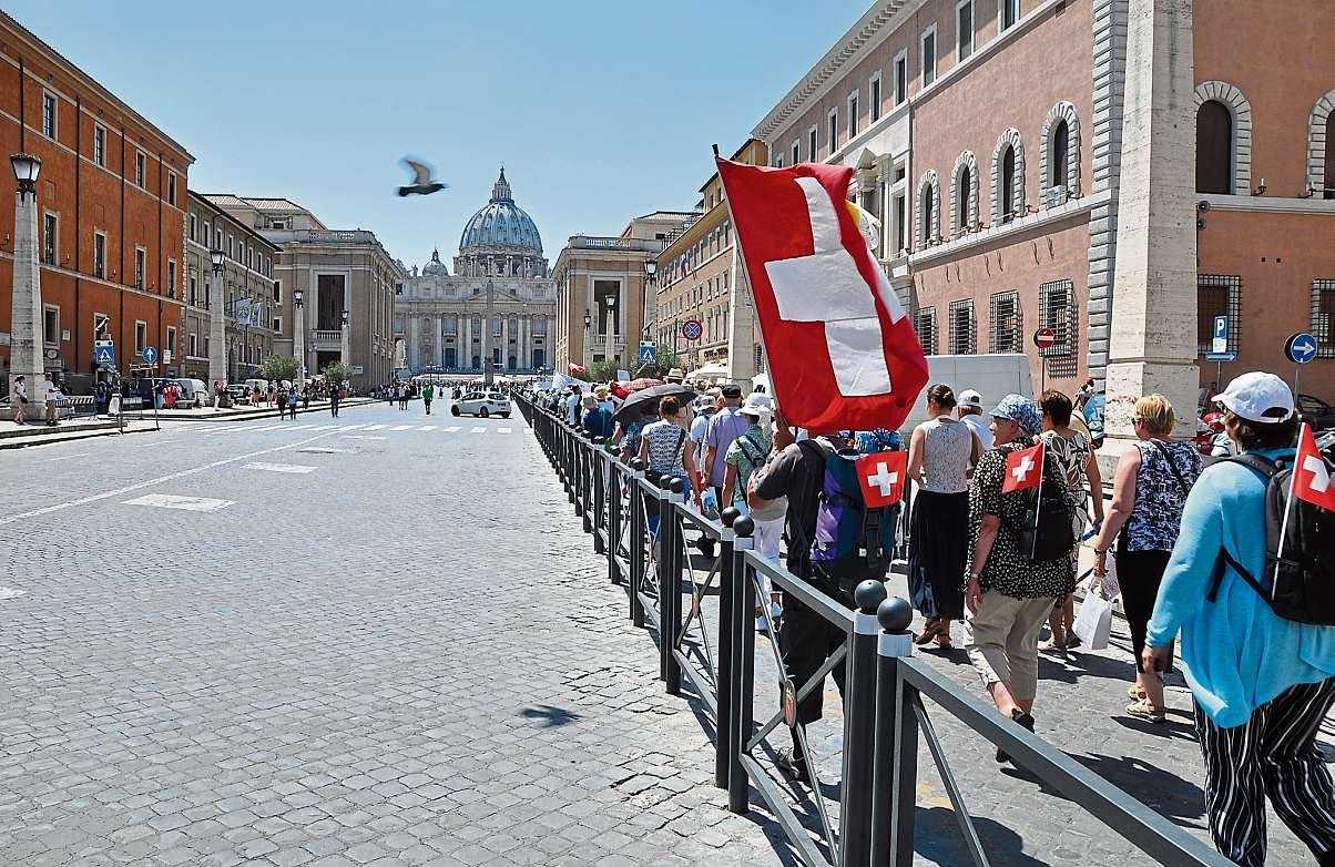 BaZ: Der lange Marsch durch Rom