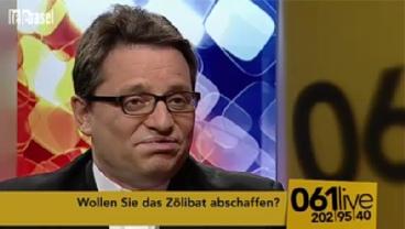 TeleBasel – 061live: Felix Gmür, Bischof von Basel