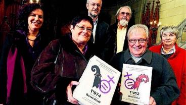 Video von der Unterschriftenübergabe am 12.01.2012