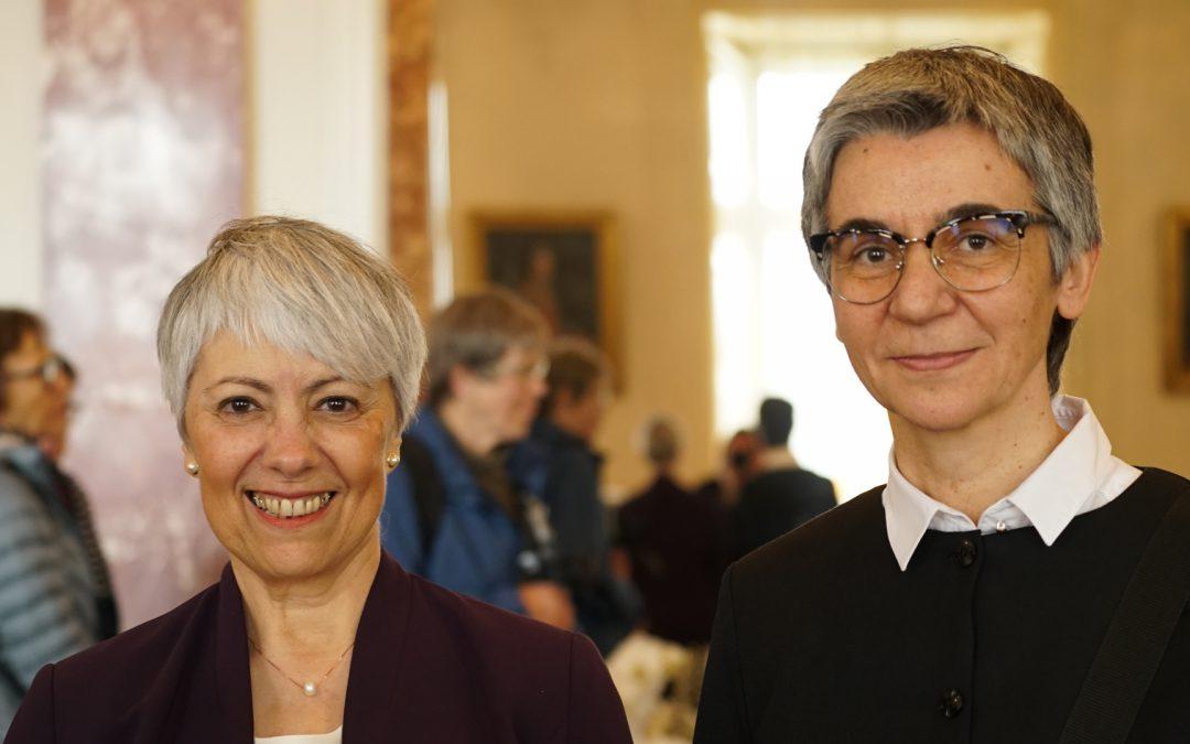 kath.ch: Mutige Frauen bewirkten Grossaufmarsch in Luzerner Festsaal