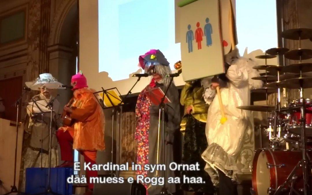 kath.ch – Zitat: Frauen im Vatikan hätten die Hosen an